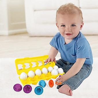 Sorter Matching Egg Set - Educational Learning