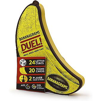 Bananagrams Duel Dice Game