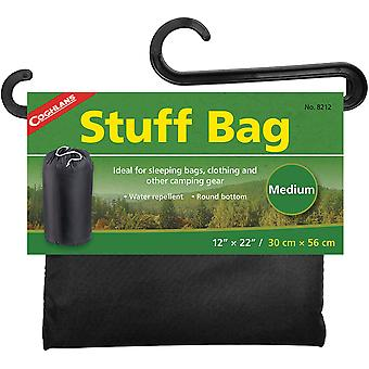 "Coghlan's Stuff Bag, 12"" x 22"", Sack Pouch Sleeping Camping Clothing Storage"