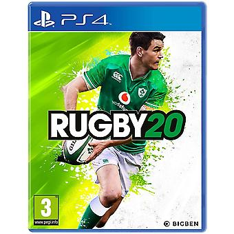 Rugby 20 PS4 Game