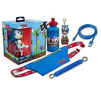 Cable Guys Controller Holder - Sonic the Hedgehog Big Box (Gaming Merchandise)