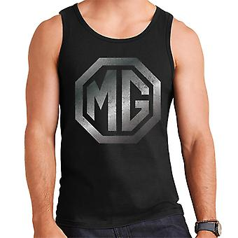 MG Chrome Logo British Motor Heritage Men's Vest