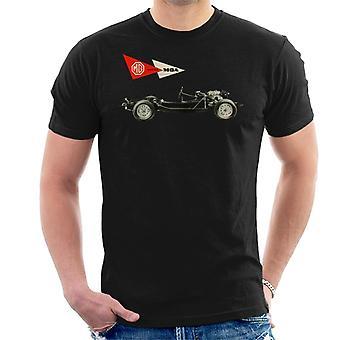 MG MGA Series British Motor Heritage Men''s T-Shirt