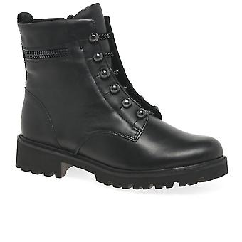 Remonte Cable Womens Biker Boots