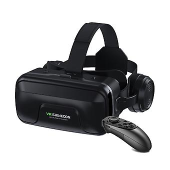 Vr Shinecon 7.0 Virtual Reality 3d Glasses With Control