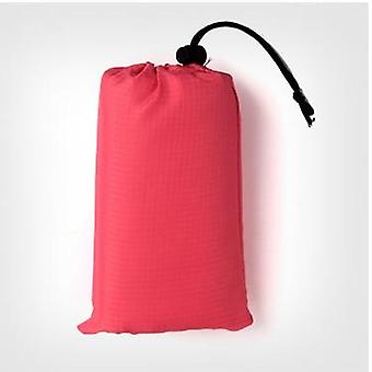 Outdoor Camping Convenient Foldable Waterproof Beach Picnic Mat With Windproof