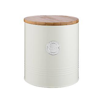 Typhoon Cookie Storage Living Cream 1401.744