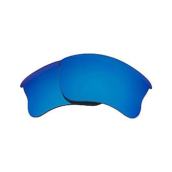 Replacement Lenses for Oakley Half Jacket 2.0 XL Sunglasses Anti-Scratch Blue