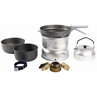 Trangia 25 Cooker 25-8 UL Hard Anodized - Including Kettle -