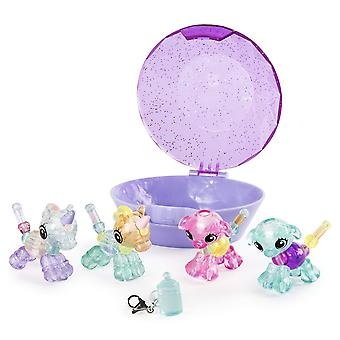 Twisty Petz - Twin Babies Jingle, Jangles Unicorns & Millie, Tillie Puppies