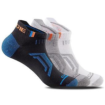 גברים-נשים בחוץ ספורט/ריצה/אתלטית הדרכה כרית דחיסה גרביים