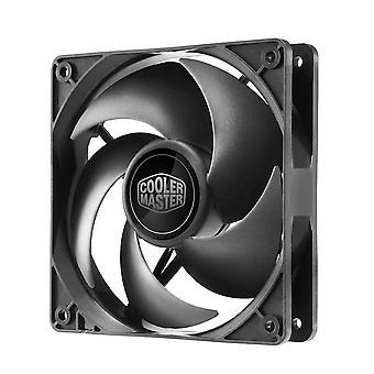 Cooler master silencio fp 120 pwm case fan '800-1400 rpm, 120mm, loop dymanic bearing' r4-sfnl-14pk-