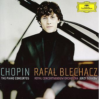 Blechacz/Semkow/Royal Concertgebouw Orchestra - Chopin: The Piano Concertos [CD] USA import