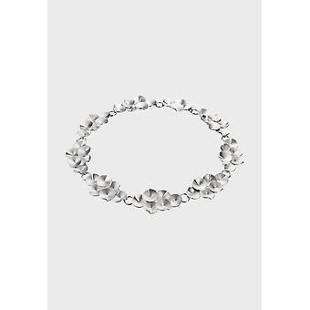Kalevala Collier Naisten kaiku hopea 237020145 Pituus mm 450
