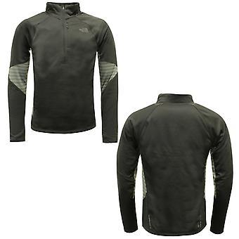 North Face Mens Isotherm Half Zip Sweatshirt Grå tröja NF0A2V59J2G X19B
