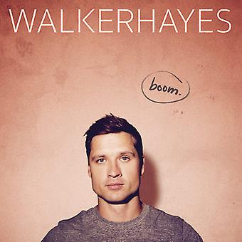 Hayes*Walker - Boom [CD] USA import