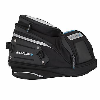 Spada Motorcycle Tank Bag Magnetic Expandable 14 Ltr Waterproof