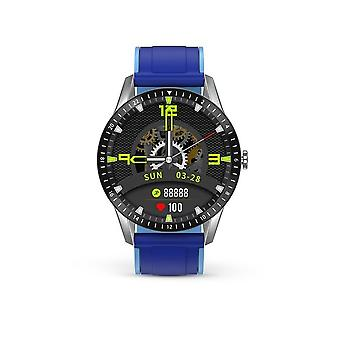Mosso Moto - Smartwatch - Unisex - 32.5mm IPS Color Toch Display - SW004