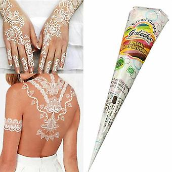 Indian Henna Tattoo Paste Cone Body Paint  Temporary Mehndi