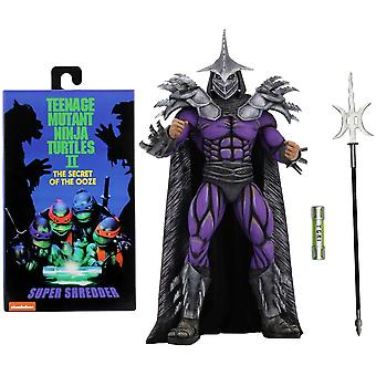 Shredder (TMNT Secret of The Ooze Movie) 7 Inch Neca Action Figure