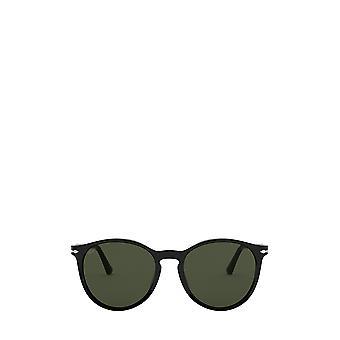 Persol PO3228S black unisex sunglasses