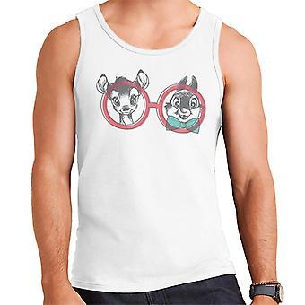 Disney Bambi och Thumper Men's Väst