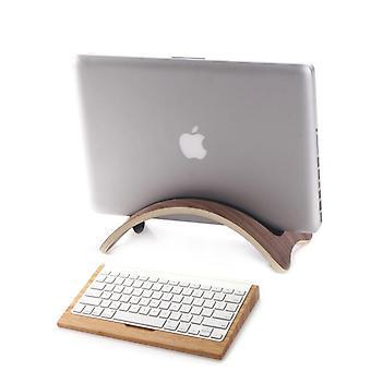 Bent Fa Macbook tartó