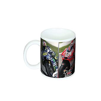 MotoGP Hrnek Rider Obrázky
