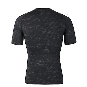 Quick Dry Sport Skateboarding Breathable Anti-sweat Cycling Bike T-shirts
