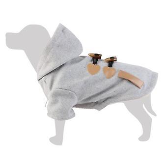 Arquivet Szary Płaszcz (Psy , Ubrania dla psów , Płaszcze i warstw)