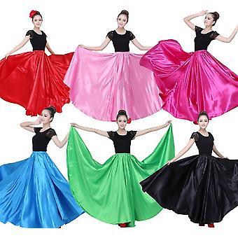 Spansk Flamenco dansenederdel