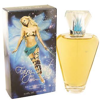 Fairy Dust Eau De Parfum Spray By Paris Hilton 3.4 oz Eau De Parfum Spray