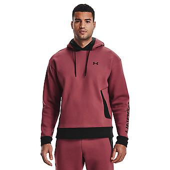 Under Armour Mens 2021 Recover Infra-Red Training Brushed Fleece Hoody