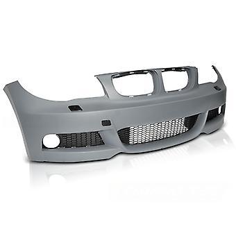 Tuning bumper BMW E81/E82/87/E88 LCI 07-13 M-TECH