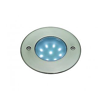 Proyector Led Walkover, Acero Inoxidable