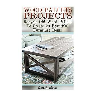 Projets de palettes de bois