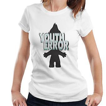 Trolls Youth Error Women's Camiseta