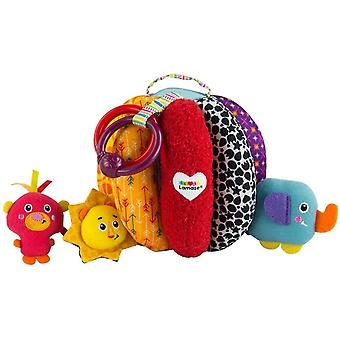 Lamaze Grab & Hide Educational Baby Toy, Sensory Play for Babies, Educational and Interactive