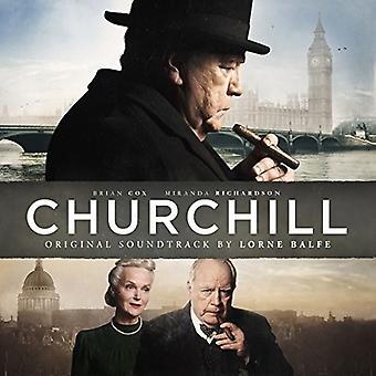 Lorne Balfe - Churchill - O.S.T. [CD] USA import