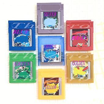 Cartridge Game Console Card