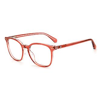 Kate Spade Aasialainen Fit HERMIONE/G 35J Vaaleanpunaiset lasit