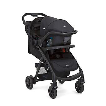Joie Muze Travel System including Juva 0+ car seat