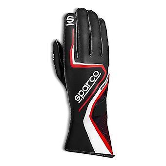 Men's Driving Gloves Sparco Record 2020 Noir