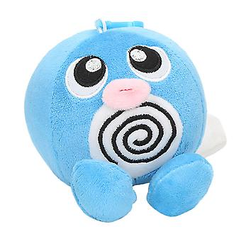 Poliwag Plush Toy Doll Pendant Kids Gift 10cm