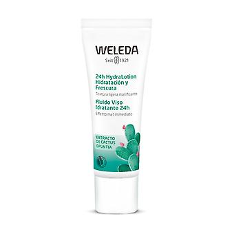 HydraLotion Fluid Hydration and Freshness 24h of cactus extract 30 ml