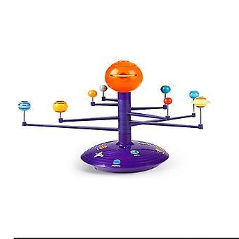 Children's Education Eight Solar System Planetary Model