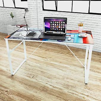 Bureau avec Lifestyle Print
