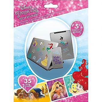 Disney Princess Tech Stickers