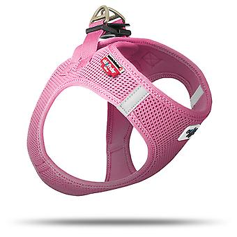 Curli Mesh Harness For Dogs Pink Color 2 Xs