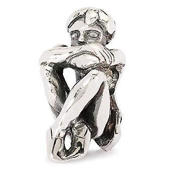 Trollbeads 11523 - Bead da donna, argento sterling 925